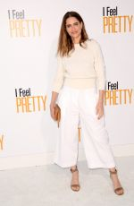 AMANDA PEET at I Feel Pretty Premiere in Los Angeles 04/17/2018