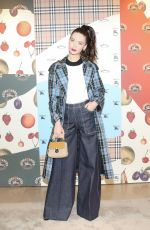 AMANDA STEELE at Burberry x Elle Celebrate Personal Style with Julien Boudet in Los Angeles 04/18/2018