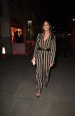 AMBER DOWDING at Stefflon Don Boohoo Launch Party in London 04/26/2018