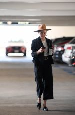 AMBER HEARD Out and About in Century City 04/16/2018