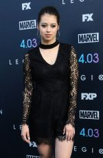 AMBER MIDTHUNDER at Legion Season 2 Premiere in Los Angeles 04/02/2018