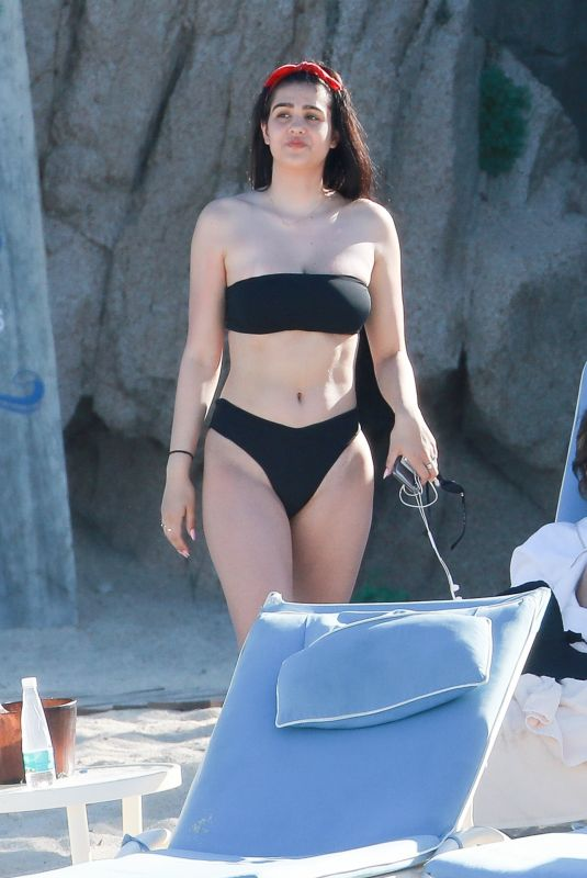 AMELIA GRAY HAMLIN in Bikini at a Pool in Cabo San Lucas 04/03/2018