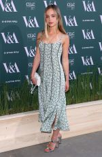 AMELIA WINDSOR at Fashioned for Nature Exhibition VIP Preview in London 04/18/2018