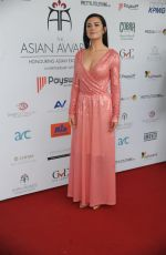 AMY BAILEY at Asian Awards in London 04/27/2018