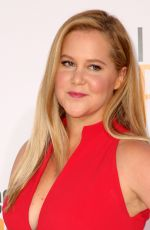 AMY SCHUMER at I Feel Pretty Premiere in Los Angeles 04/17/2018