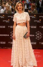 ANA FERNANDEZ at 21st Malaga Film Festival Closing Gala 04/22/2018