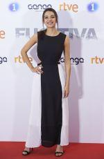 ANA GUERRA at Fugitiva Premiere in Madrid 04/02/2018