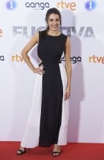 ANA GUERRA at Fugitiva Premiere in Madrid 04/02/2018