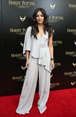 ANA VILLAFANE at Harry Potter and the Cursed Child Broadway Opening in New York 04/22/2018