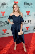 ANA WOLFERMANN at My Perfect Family Screening in Miami 04/05/2018