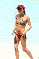 ANDREA CORR in Bikini on Vacation in Barbados 04/03/2018