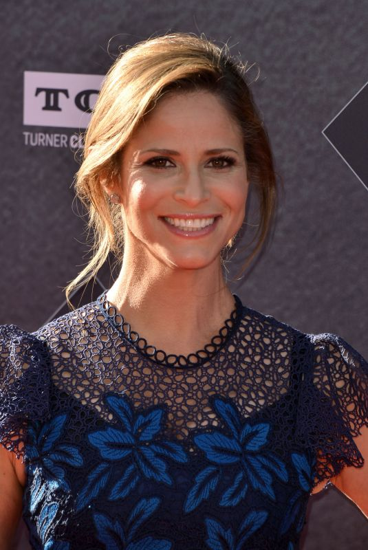 ANDREA SAVAGE at TCM Classic Film Festival Opening Night in Los Angeles 04/26/2018