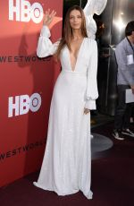 ANGELA SARAFYAN at Westworld Season 2 Premiere in Los Angeles 04/16/2018