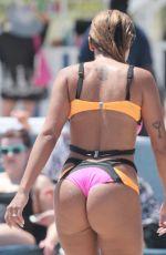 ANITTA in Bikini at a Beach in Miami 04/09/2018