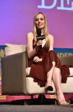 ANJA SAVCIC at AT&T Audience Network Loudermilk Presentation in Los Angeles 04/15/2018