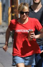 ANNA FARIS at Jimmy Kimmel Live in Los Angeles 04/11/2018