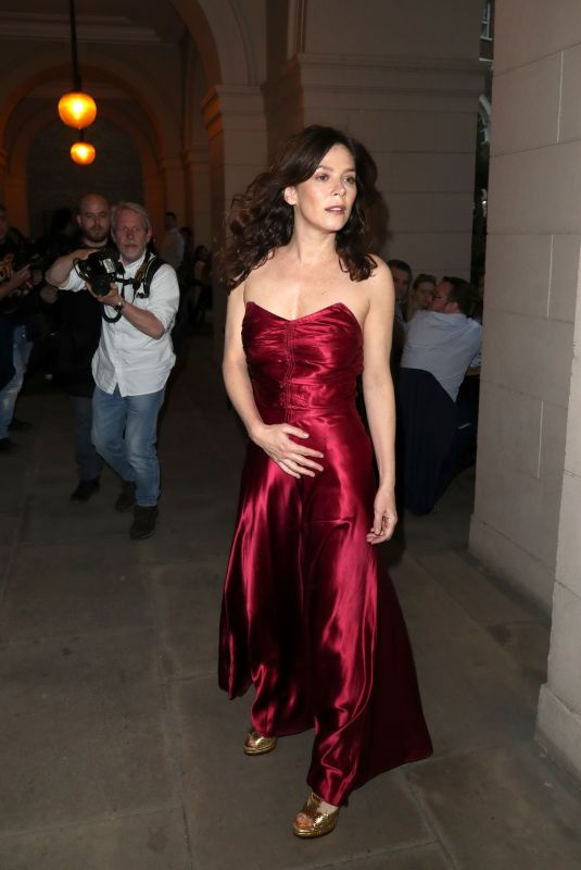ANNA FRIEL at English National Opera in London 04/19/2018