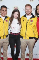 ANNA KENDRICK at City Year Los Angeles Spring Break: Destination Education 04/28/2018