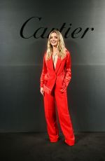 ANNABELLE WALLIS at Cartier