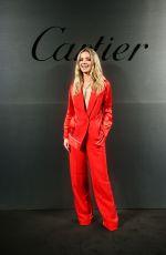 ANNABELLE WALLIS at Cartier