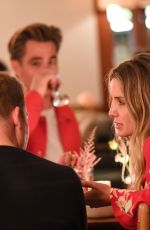 ANNABELLE WALLIS at Edible Land and Seascapes Presented by Black Cow Vodka in Los Angeles 04/03/2018