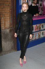 ANNASOPHIA ROBB at Swarovski Times Square Store Party in New York 04/12/2018