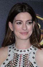 ANNE HATHAWAY at The Big Picture Presentation at Cinemacon in Las Vegas 04/24/2018