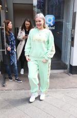 ANNE MARIE in Sweatsuit Out in London 04/25/2018