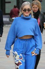 ANNE MARIE Leaves ITV Studios in London 04/26/2018
