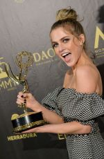 ANNE WINTERS at Daytime Creative Arts Emmy Awards in Los Angeles 04/27/2018