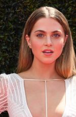 ANNE WINTERS at Daytime Emmy Awards 2018 in Los Angeles 04/29/2018