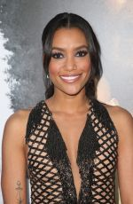 ANNIE ILONZEH at Traffik Premiere in Los Angeles 04/19/2018