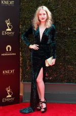 ANNIKA NOELLE at Daytime Emmy Awards 2018 in Los Angeles 04/29/2018