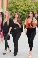 ANTONELLA ROCCUZZO and DANIELLA SEMAAN at Rosa Clara Wedding Collection 2019 Show in Barcelona 04/24/2018