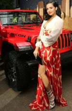 APARNA BRIELLE at The New Classics Presented by Jeep Wrangler in New York 04/25/2018
