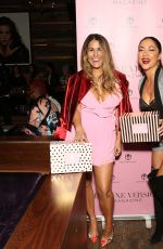 ARIANNY CELESTE at Deluxe Version Magazine Issue 10 Launch Party in Los Angeles 04/25/2018