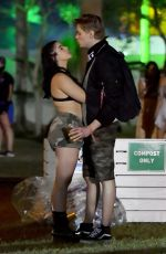 ARIEL WINTER and Levi Meaden at Neon Carnival at Coachella Festival 04/15/2018