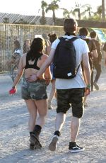 ARIEL WINTER at 2018 Coachella Valley Music and Arts Festival 04/15/2018