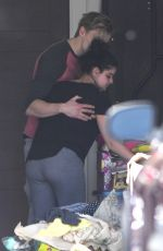 ARIEL WINTER Out and About in Los Angeles 04/19/2018