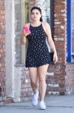 ARIEL WINTER Out and About in Studio City 04/17/2018