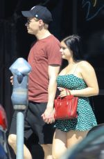 ARIEL WINTER Out Shopping in Studio City 04/24/2018
