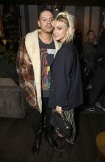 ASHLEE SIMPSON at Paris Jackson