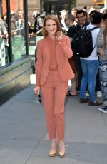 ASHLEY BELL at AOL Build in New York 04/26/2018