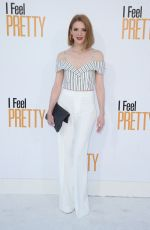 ASHLEY BELL at I Feel Pretty Premiere in Los Angeles 04/17/2018