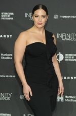 ASHLEY GRAHAM at International Center of Photography's 2018 Infinity Awards in New York 04/09/2018
