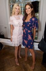 ASHLEY JAMES at Michelle Leegan Launches Her very.co.uk Summer Collection in London 04/24/2018