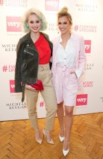 ASHLEY ROBERTS at Michelle Leegan Launches Her very.co.uk Summer Collection in London 04/24/2018