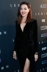 AUBREY PLAZA at Legion Season 2 Premiere in Los Angeles 04/02/2018