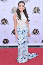 AVA CANTRELL at 3rd Annual Young Enterainer Awards in Universal City 04/15/2018