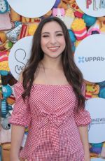 AVA CANTRELL at We All Play Fundraiser in Los Angeles 04/28/2018
